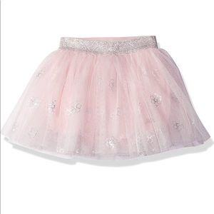 New! Robeez Pink Tulle Tutu Skirt